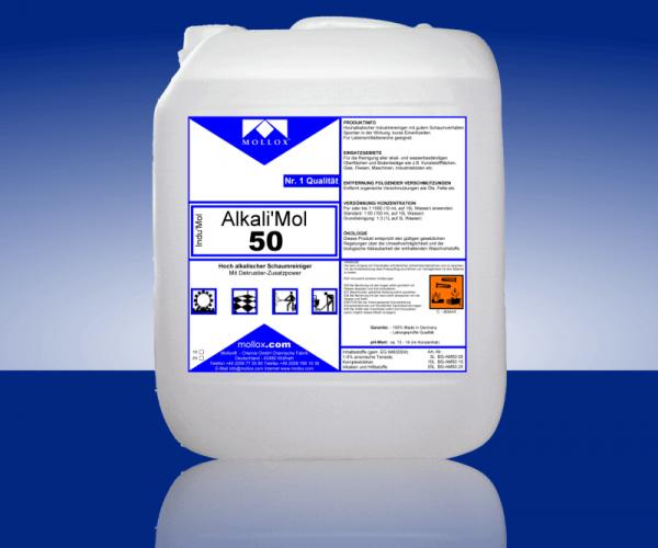 ALKALI'MOL 50 – Препарат За Почистване На Конвектомати