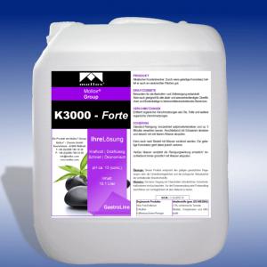 GastroLine K3000 Forte – Алкален, Гелообразен Обезмаслител