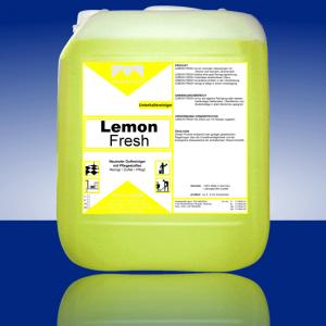 LEMON Fresh – За Подови Настилки – Лимон