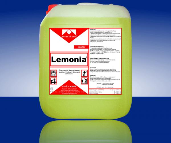 LEMONIA – За Санитарни Помещения, Бързодействащ – Цитрус