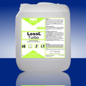 LOXOL TURBO – Непенещ – За Пране На Килими, Дамаски, Покривала
