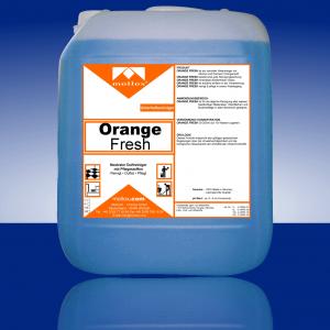 ORANGE Fresh – Почистване На Повърхности И Подове – Портокал
