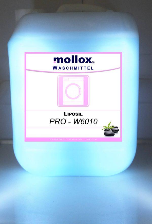 PRO – W6010 – Силно Концентриран Омекотител За Проф. Употреба