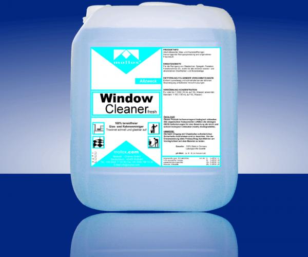 WINDOW CLEANER Fresh – Алкохолен Препарат За Стъкла.Концентрат