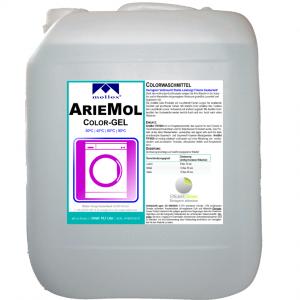 ArieMol UNIVERSAL GEL – Течен Перилен Препарат – Бял Текстил