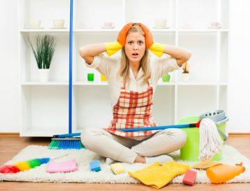 7 полезни съвета за начинаещи при пролетното почистване