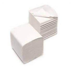 Тоалетна Хартия На Пачка