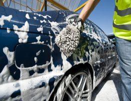 Професионална грижа за колата