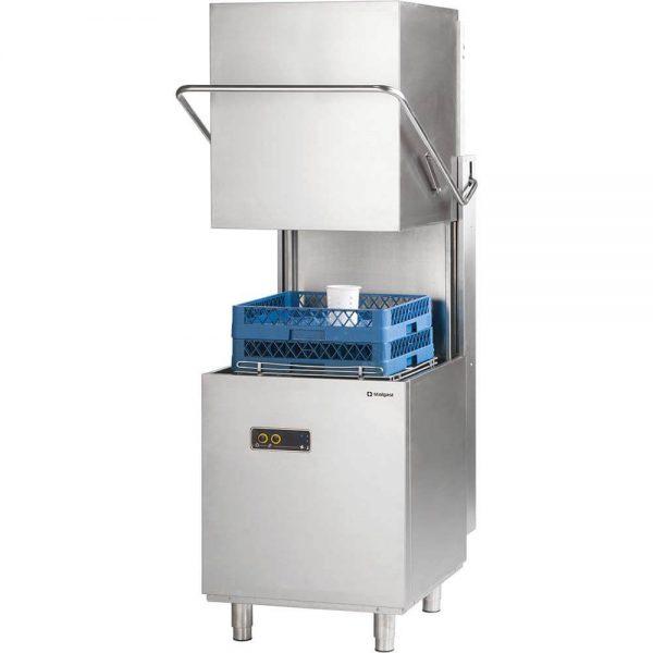 Професионална конзолна съдомиялна машина - размер 500х500 мм.