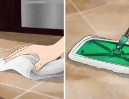 Професионално почистване на подовете