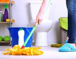 Кои са трите най-големи проблема при почистване на банята?