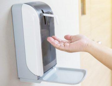 Защо се нуждаете от автоматични диспенсъри за дезинфекция на ръце?
